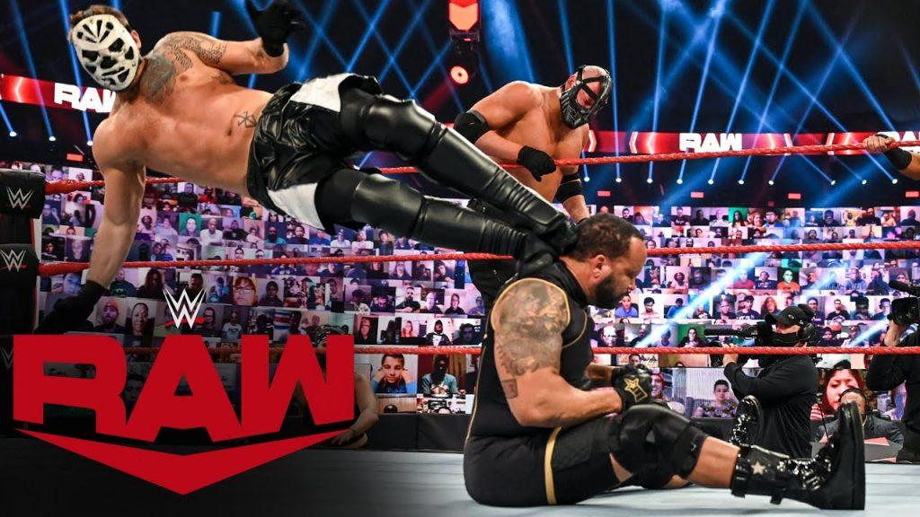 T-BAR va défier Bobby Lashley pour le titre WWE United States?