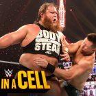 Tucker tourne le talon, le Miz capture l'argent de la WWE dans la mallette de la banque
