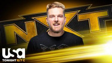 """VIDÉO: Pat McAfee s'exprime après la disparition de NXT: """"Nous sommes les nouveaux rois de cette marque"""""""