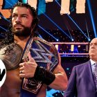 Vues du ridoir: Roman Reigns Heel Turn peut-il enfin faire de lui le visage de la WWE?