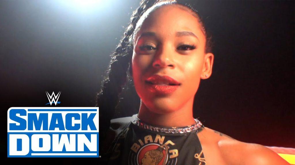 WWE SmackDown sur FS1 la semaine prochaine, nouvelle vignette Bianca Belair, apparition SmackDown de Steve Austin