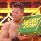 Raison pour laquelle le Miz a gagné de l'argent WWE à la banque d'Otis