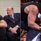 Paul Heyman explique la différence entre travailler pour Brock Lesnar et Roman Reigns