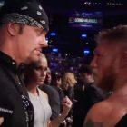 WWE News: The Undertaker explique la confrontation de Brock Lesnar à l'UFC 121 - révèle s'il s'agissait d'un tournage