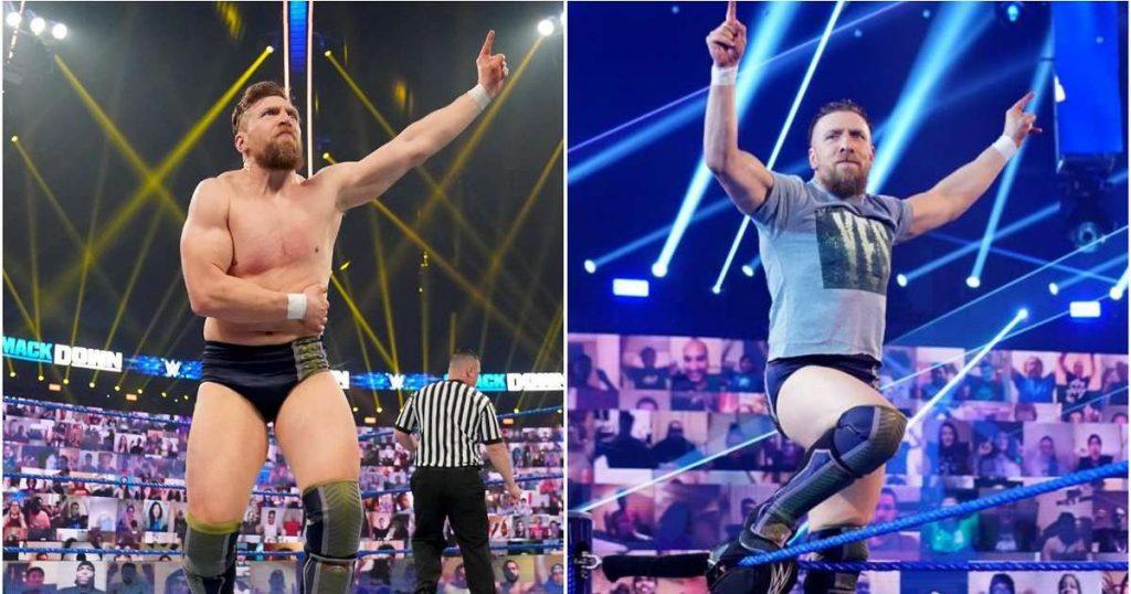 WWE News: Daniel Bryan nommé `` meilleur artiste sur le ring de sa génération '' par son rival de SmackDown