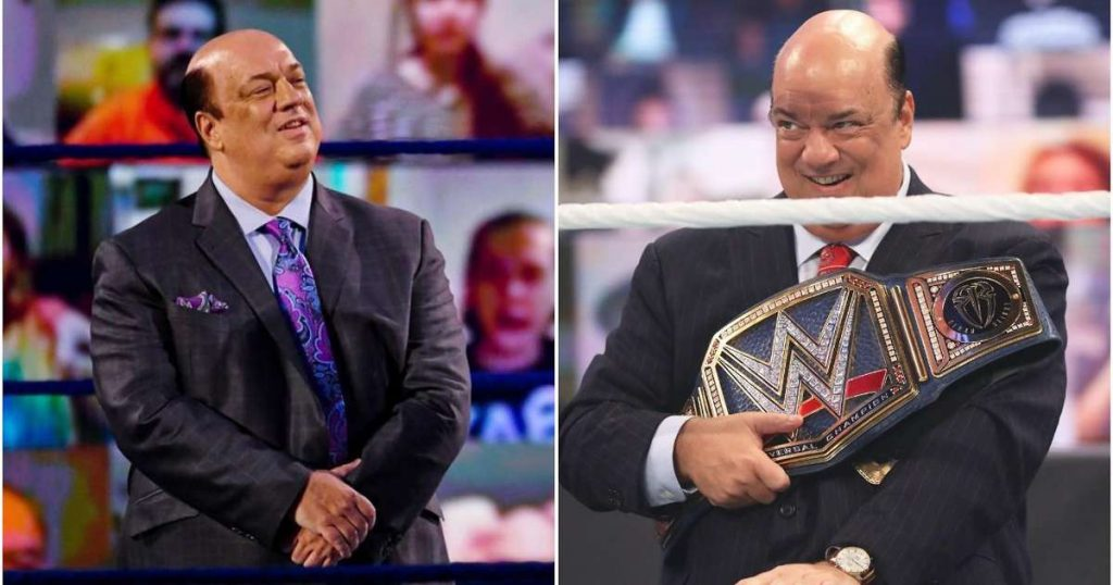 Nouvelles de la WWE: Paul Heyman nomme quelle Superstar est `` l'avenir '' de l'entreprise