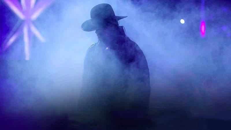 """""""Je vous promets que ce n'est pas la dernière fois que nous allons voir l'Undertaker"""""""