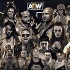 AEW annonce 16 matchs et segment pour ce mardi sombre sur YouTube
