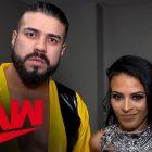 Andrade remercie Zelina Vega suite à son récent départ à la WWE, Vega répond