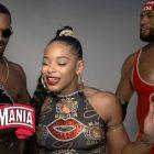 Bianca Belair discute quand elle a appris ses débuts à WrestleMania