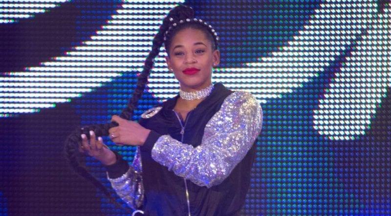 Bianca Belair laisse la porte ouverte à un éventuel retour de la WWE NXT