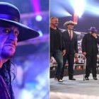 Booker T explique pourquoi les légendes n'ont pas parlé lors des adieux à la WWE d'Undertaker