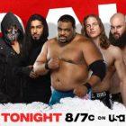 Couverture en direct de WWE Monday Night Raw avec Kevin C.Sullivan (16/11/2020)