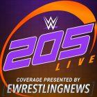 Deux matchs confirmés pour la diffusion en direct de la WWE 205 de ce soir