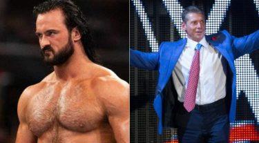 Drew McIntyre prévoit de harceler Vince McMahon jusqu'à ce qu'il réserve un autre PPV WWE au Royaume-Uni