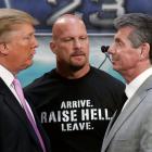 """""""Il était vraiment chaud à propos de Trump"""" - Un ancien écrivain de la WWE se souvient quand Vince McMahon a perdu son sang-froid avec Donald Trump"""