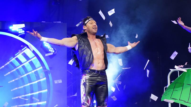 Kenny Omega nomme des adversaires de rêve actuellement signés avec la WWE