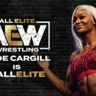La WWE aurait transmis la signature du nouveau talent AEW Jade Cargill