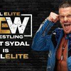 L'ancienne star de la WWE Matt Sydal signe officiellement avec AEW