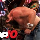 Le nombre de téléspectateurs WWE RAW diminue, RAW attire le plus faible nombre de téléspectateurs à la troisième heure de son historique
