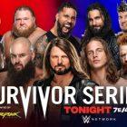 L'équipe RAW balaie SmackDown lors d'un match par étiquette masculin à la série WWE Survivor