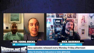 """Les Young Bucks affirment qu'ils ne regardent pas WWE NXT: """"Cela pourrait nous foutre en l'air"""""""