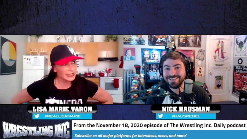Lisa Marie Varon raconte l'histoire de Chyna dans les coulisses du début de sa carrière à la WWE