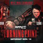 Match pour le titre mondial et plus annoncés pour un tournant - Actualités, résultats, événements, photos et vidéos d'IMPACT Wrestling