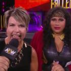 Nyla Rose parle d'avoir Vickie Guerrero dans son coin, à qui elle s'adresse à AEW pour obtenir des conseils, les Indes étant la fondation d'AEW