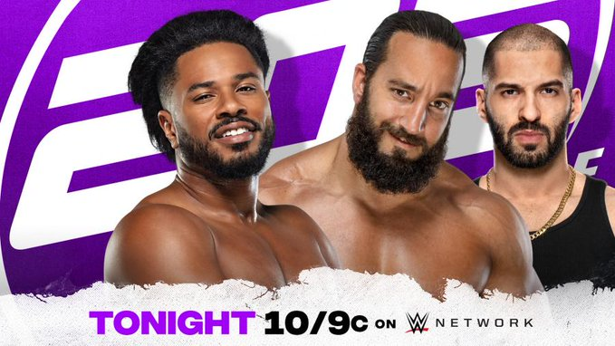 WWE 205 Live Recap (11/20): Adonis And Nese Face Off In The Main Event, Bollywood Boyz Vs. Ever-Rise
