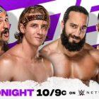 Récapitulation en direct de la WWE 205 (11/6): Mansoor Battles Adonis, Main Event par équipe