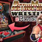 RetroMania Wrestling arrive à iiRcade, mise à jour de la liste des invités de la croisière de Jéricho |  Mise à jour de la taille du combat