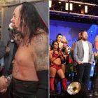 The Undertaker donne des informations dans les coulisses du vestiaire actuel de la WWE