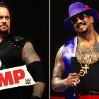 Vidéo: Le parrain partage une rare promotion en tant que partenaire de Undertaker