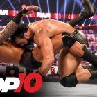 WWE RAW Viewership for Survivor Series Go-Home Show avec changement de titre de la WWE