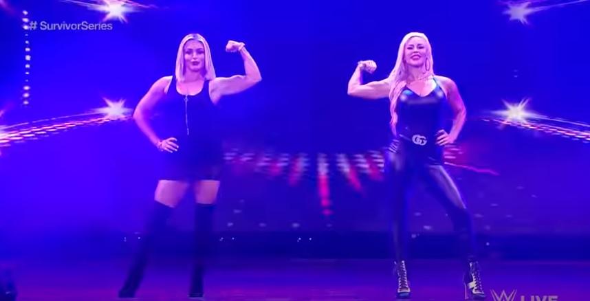 WWE Raw Preview (11/2) - The New Day (Kofi Kingston et Xavier Woods) contre The Hurt Business (Cedric Alexander et Shelton Benjamin) (avec MVP et Bobby Lashley);  Shayna Baszler et Nia Jax contre Dana Brooke et Mandy Rose