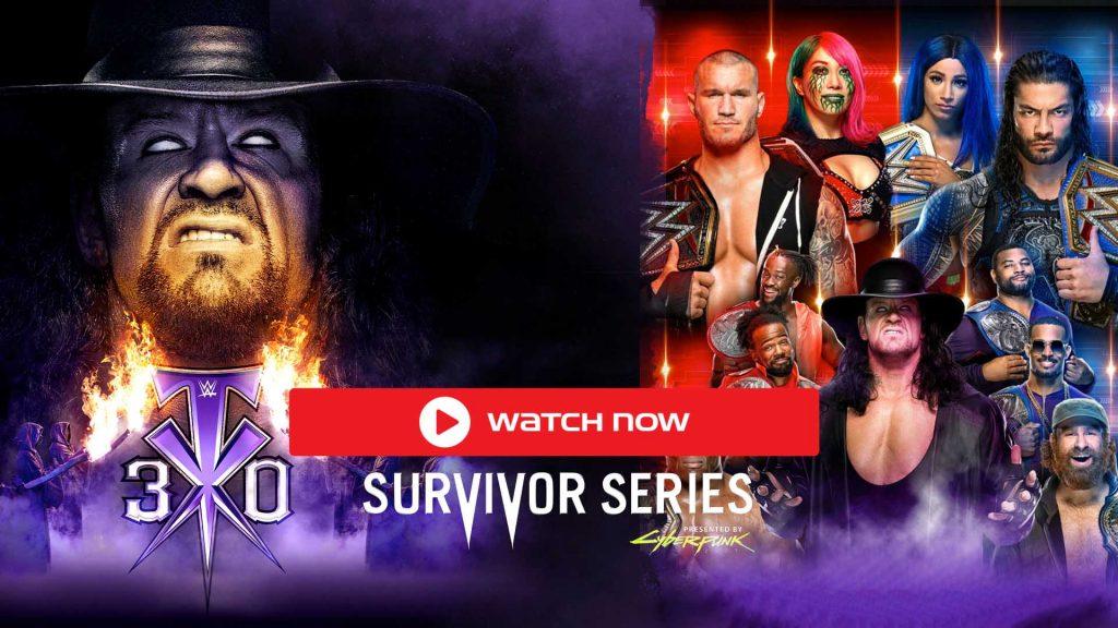 WWE Survivor Series 2020 Diffusion en direct GRATUITE    Comment regarder Survivor Series en direct en ligne, chaîne de télévision, aperçu et carte de match