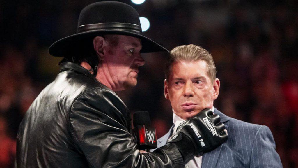 WWE: Undertaker dit que Roman Reigns, et non Brock Lesnar, aurait dû mettre fin à la séquence