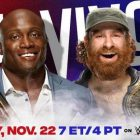 Série WWE Survivor: Bobby Lashley Vs.  Sami Zayn