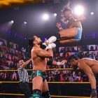 Résultats en direct de la WWE 205 - 11/12/20 (Legado del Fantasma vs Stallion, Gray et Adonis)