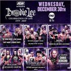 Brodie Lee Tribute show sur Dynamite, New Year's Smash aura lieu les deux premières semaines de janvier