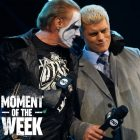 AEW contre.  Détails des notes NXT: segments les mieux notés et les plus bas, Sting et Shaq Draw, Kenny Omega
