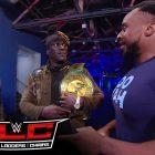 Big E contre.  Le Champion Intercontinental de la WWE Sami Zayn annoncé pour Noël à SmackDown