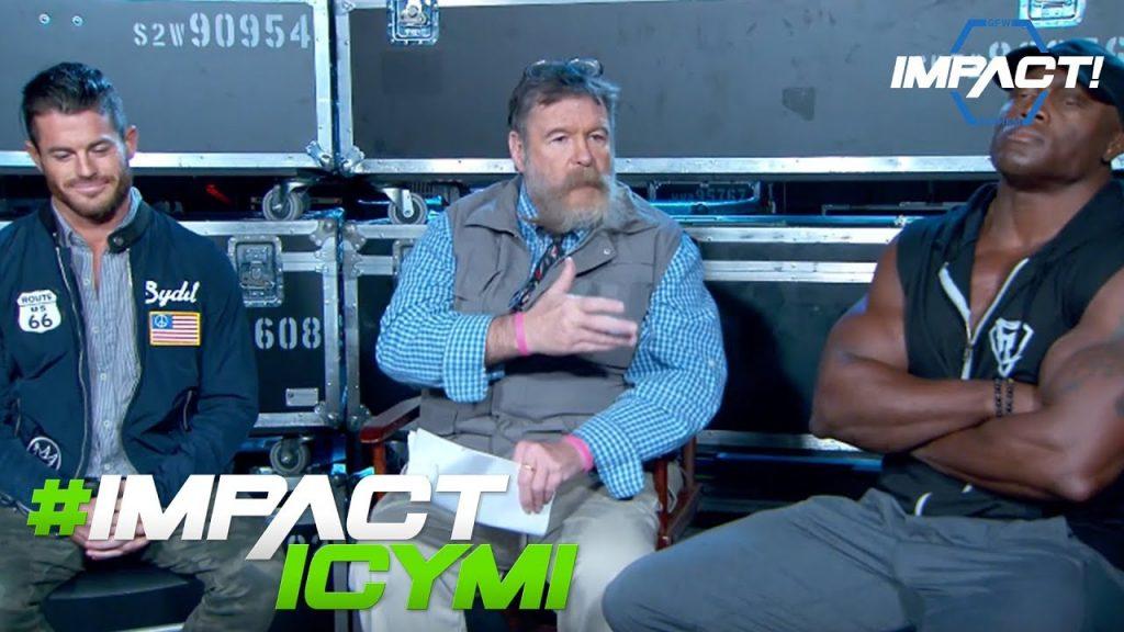 Dutch Mantel fait une mauvaise blague sur la TNA et l'attentat à la bombe du centre-ville de Nashville