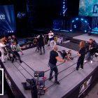 Eddie Kingston et Lance Archer Brawl après que AEW Dynamite de la semaine dernière soit parti des ondes