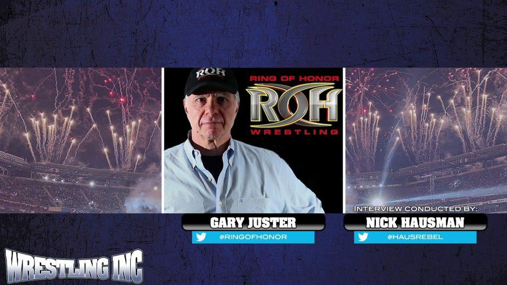 Gary Juster rappelle que la WWE a verrouillé la WCW hors des salles dans les années 90