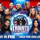 Hommage de la WWE aux troupes 2020: gagnants, notes, réactions et faits saillants    Rapport du blanchisseur