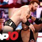 Les stars de la WWE parlent des résolutions 2021, un nouveau documentaire DDP est sorti, le bilan du Main Event, RAW Top 10