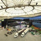 Note sur la WWE autorisant peut-être les fans du Tropicana Field pour le Royal Rumble 2021