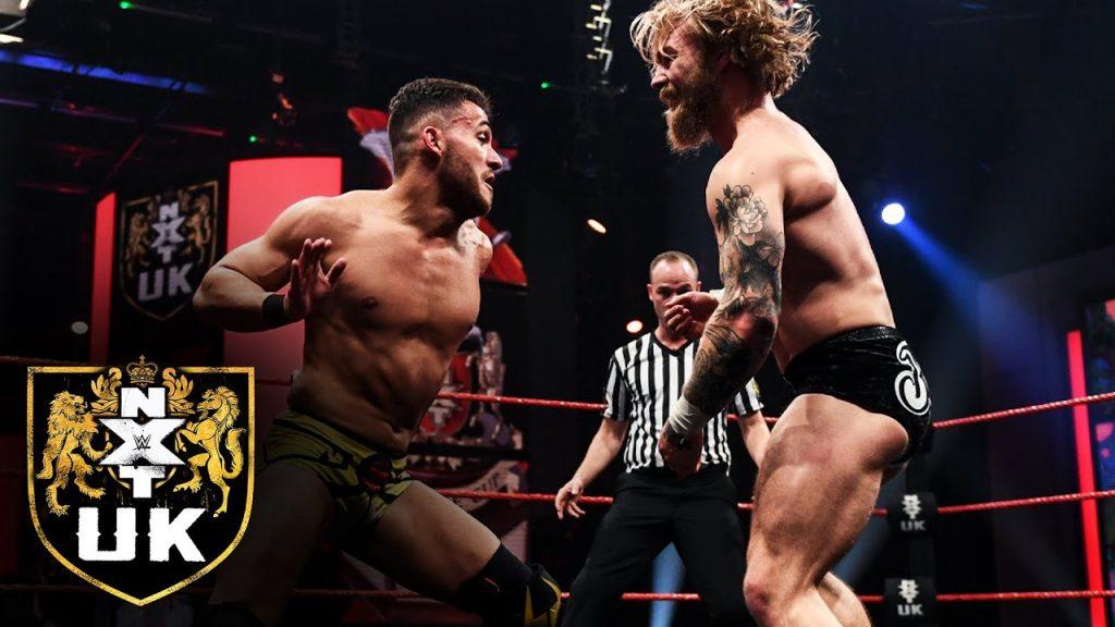 Résultats NXT UK - 10/12/20 (Tyler Bate revient pour affronter A-Kid pour la Heritage Cup)